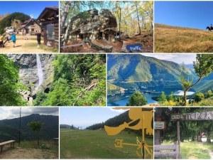 Най-атрактивните туристически маршрути, за които ви разказахме през годината