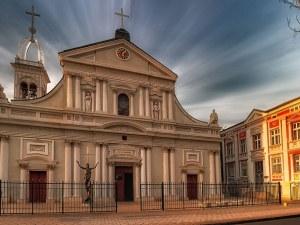 """Пловдивски съкровища: Католическа катедрала """"Свети Лудвиг"""""""