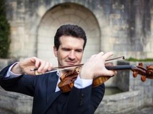 Светлин Русев вдъхновява меломаните с концерт в Пловдив