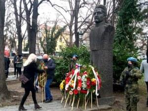 Пловдив се поклони пред подвига на генерал Бураго (Фотогалерия)