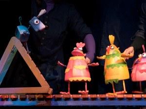 Куклен театър-Пловдив кани малките пловдивчани на любимите им представления
