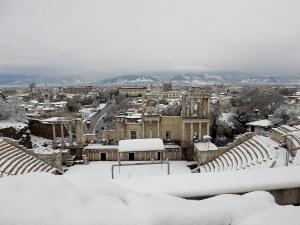 Приказка в бяло от красивия Пловдив (Фотогалерия)