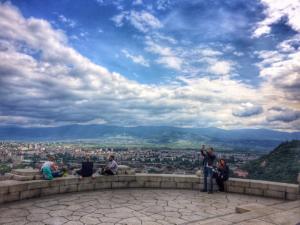 Пловдив отвисоко! Виенско колело на Младежкия хълм 400 години след карнушката на Филибето