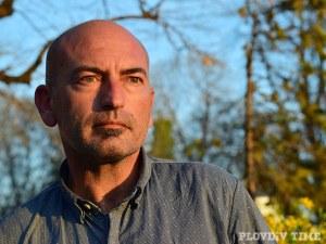 Димитър Герганов: Пловдивските улици са цветни – има такава с две възрожденски къщи и църква, друга пък се минава с 26 крачки