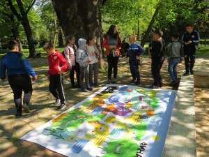 Награди за децата с 6 печата  от Месеца на музеите в Пловдив