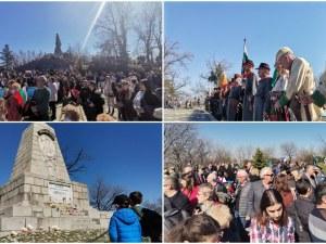 Стотици пловдивчани напълниха Бунарджика! Почетоха героите, загинали за свободата