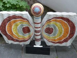"""Мозаечният форум """"Балкански мостове"""" показва красота в изложба"""