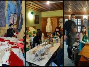 Занаятчийското училище в Пловдив отвари врати за деца и родители от цяла България