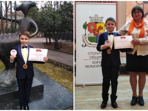 9-годишният пловдивски талант Борис Дюлгеров с признание на Международен конкурс за пианисти