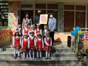 "Весел празник в детска градина ""Бреза"" в Пловдив"