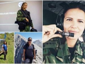 За честта на пагона: Кап. Мира Събева, която избра армията пред техническите науки