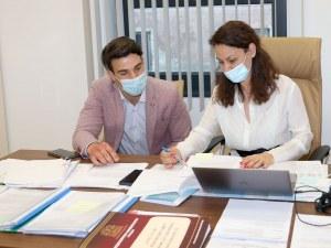 Студенти поеха властта в Медицински университет - Пловдив за ден