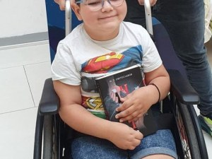 Ники от Пловдив отново има нужда от нас, за да отхвърли зависимостта от инвалидната количка