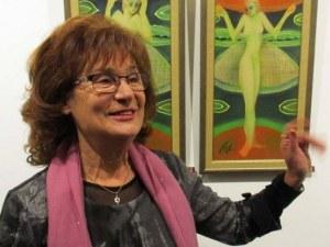 """Art Gallery SIGNA кани на изложба живопис """"Състояния"""" на Емилия Арабаджиева"""
