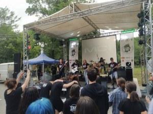 Ученическите банди на Лаута: Ние, сме рокът! (Фотогалерия)