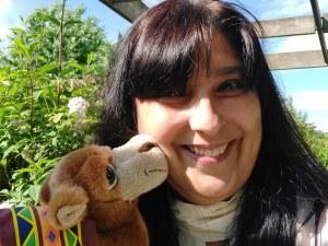 Ина Ининова: С една история за камила, сладолед и самолет искам да науча децата на търпение и обич