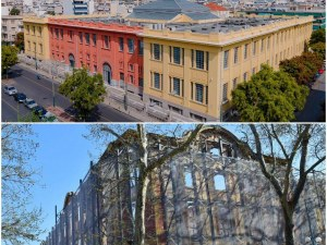 Бивши тютюневи складове в Атина и Пловдив - открийте разликите