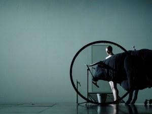 """Как се създава магия на сцената: Димитрис Папайоану и """"Напречна ориентация/Transverse Orientation"""""""