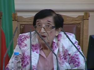 Старт на 46-ото Народно събрание: Кворумът е 214 души, Мика Зайкова размаха пръст за отговорността