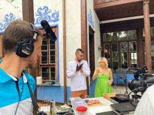 """""""Избери България"""" доведе Поли Генова в Пловдив да търси кулинарните изненади на града"""