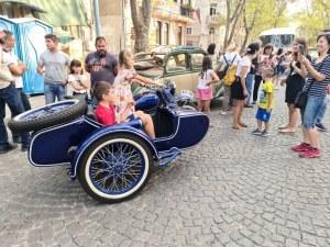 Красиви ретро коли и музика за 7 години от спечелването на титлата Европейска столица на културата