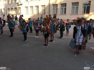 Начало: Над 3100 деца в Пловдив прекрачват училищния праг за първи път