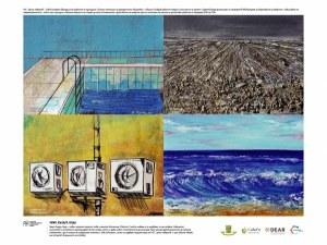 """Художествената гимназия показва изложба """"Земя, въздух, вода"""" в Цар Симеоновата градина"""