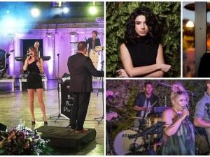 Четири млади дами изпълняват песни от емблематични филми на старта на Plovdiv Jazz Fest