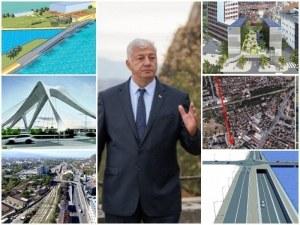 Трябват 180 млн. лева за приоритетните обекти на Пловдив – нови улици, мостове и училища