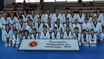 Таекуон-до Академия Пловдив-WTF