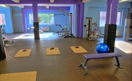 Тотал спорт фитнес & скуош / Total Sport Fitness & Squash