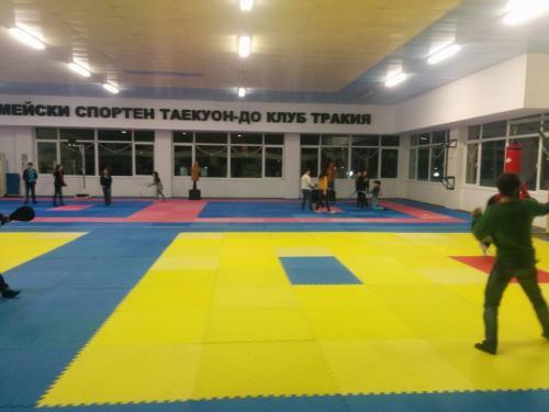 Армейски спортен Таекуон-До клуб Тракия