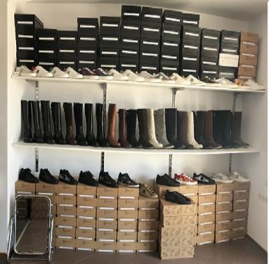Обувна Борса I SHOES