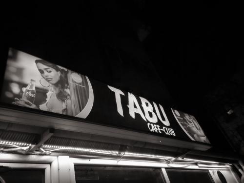 Club Tabu / Клуб Табу