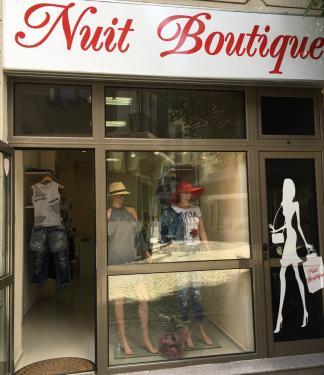 NUİT Boutique