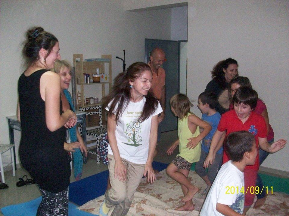 Център за изкуства и себепознание